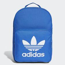 Adidas Originals Clásico Trébol Mochila Bolso -BK6722- Azul