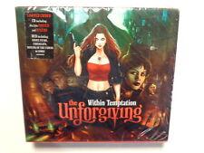 THE UNFORGIYVING  -  WITHIN TEMPTATION  -  CD+ DVD 2011   NUOVO E SIGILLATO
