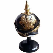 Pickelhaube Helm Pickelhelm Preussen Offizier Helm Eisen Helm