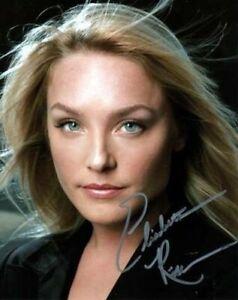 Elisabeth Rohm(Detective Lockley)ANGEL/BUFFY AUTOGRAPH