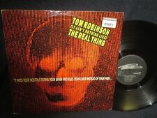 "Tom Robinson ""The Real Thing/The Wedding"" 12"" Single UK PRESS"
