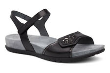 DANSKO NIB $129 Blythe Full Grain Leather Sandals Shoes Size 40 US 9.5 / 10