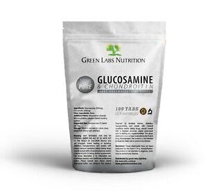 GLUCOSAMINE & CHONDROITIN TABLETS JOINT & CARTILAGE REGENERATION