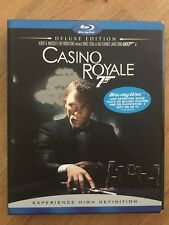 James Bond Casino Royal Deluxe Edition Blu-ray