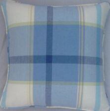 A 16 Inch Cushion Cover In Laura Ashley Buxton Delphinium Fabric
