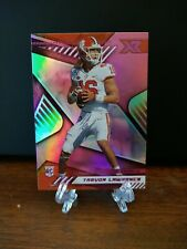 New listing 2021 PANINI CHRONICLES - TREVOR LAWRENCE - PINK PRIZM HOLO - XR ROOKIE CARD