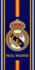Real Madrid XXL Handtuch Badetuch Kinder Fussball 150x75cm Baumwolle