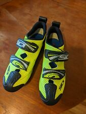 Sidi T-4 Carbon Triathlon shoes 44 bought for £127