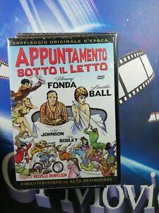APPUNTAMENTO SOTTO IL LETTO  DVD*A&R* COMICO-COMMEDIA