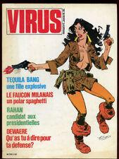 REVUE VIRUS N°2. Janvier 1981.