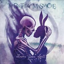 THE BIRTHDAY MASSACRE - UNDER YOUR SPELL [BLISTER] * USED - VERY GOOD CD