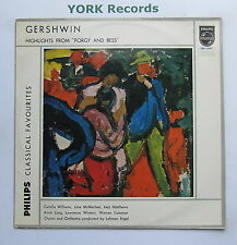 GBL 5517 - GERSHWIN - Porgy & Bess highlights WILLIAMS / McMECHEN - Ex LP Record