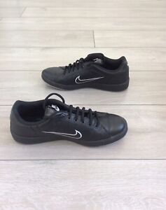 Nike Court Tradition 2 Mens Black Trainers, 2010 UK Size 9