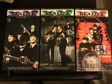 THE BEATLES  THE ULTIMATE COLLECTION VOL. 1, 2, 3 YELLOW DOG  FACTORY PRESSED