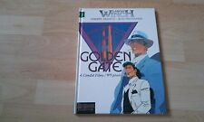E.O LARGO WINCH TOME 11 GOLDEN GATE