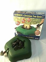 Krinners Christmas Tree Genie Easy Standsation New In Box Large Real Tree Stand
