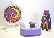 Playmobil Zauberer mit Glücksrad für Kinder Geburtstag aus Set 5511