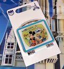 2021 Disney World Parks 50th Anniversary Vault Series Vintage Metal Lunchbox Pin