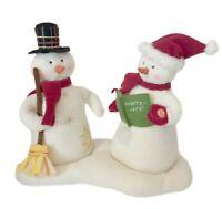 Hallmark Jingle Pals Caroling Snowmen Singing We Wish You A Merry Christmas