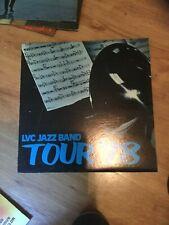 Rare Private Jazz W/Funk Breaks LP : LVC Jazz Band ~ Tour '78 ~ Trutone 520460