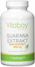 VITABAY GUARANA EXTRAKT 900MG 120 CAPSULES