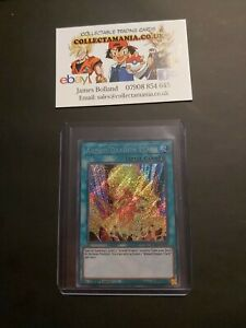 Yugioh Card Armed Dragon Flash BLVO-EN051 Secret Rare  1st Edition - Fresh Pull.