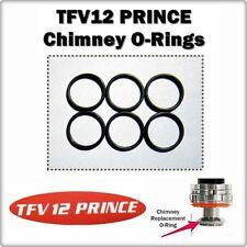 6 - TFV12 PRINCE Chimney Orings ( ORing O-Rings smok Seals Gasket ) LEAKBUSTERS!
