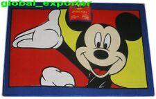 """Mickey Mouse Waving Licensed Disney Floor Foam Mat/Rug 19""""x28"""" Nursery/Kids Room"""