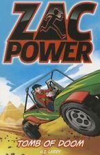 Zac Power - Tomb of Doom by H. I. Larry (Paperback, 2013)