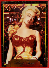 """Sports Time Inc."" MARILYN MONROE Card # 186 individual card, issued in 1995"