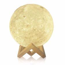 3D Print Moon Lamp Usb Led Night Light Moonlight | 8-20cm