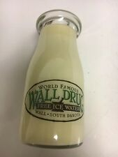 Wall Drug Milk Bottle Soy Candle