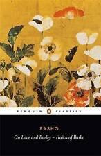 On Love and Barley: Haiku of Basho (Penguin Classics)-ExLibrary