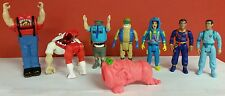 Kenner Real Ghostbusters Ghosts Fright Ray Winston Lot 80s