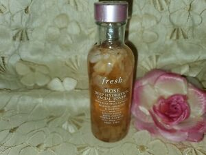 FRESH-ROSE-DEEP HYDRATION-FACIAL TONER-3.3 FL. OZ.-NEW/SEALED/NO BOX!