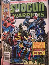 MARVEL COMIC 1978 MARCH #2 SHOGUN WARRIORS