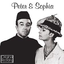 Peter Sellers & Sophia Loren - Peter And Sophia CD