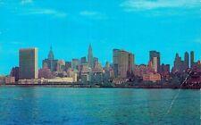 USA - cpsm - NEW YORK - Midtown Manhattan skyline