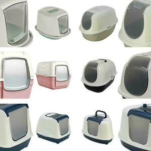 Flap Door Replacement For Our Hooded Litter Trays 6 Designs Box Cat CatCentre®