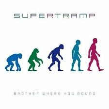 SUPERTRAMP BROTHER WHERE YOU BOUND REMASTERED CD NEW