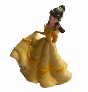Disney Princess Belle Beauty and the Beast PVC Figure Figurine Cake Topper