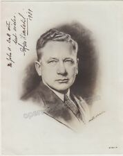 Zimbalist, Efrem - Signed Portrait (printing of this image)