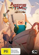 Adventure Time (Collection 13): Islands Miniseries - Finn NEW R4 DVD