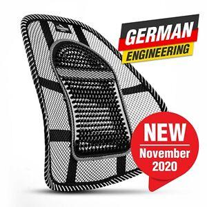 Donnerberg Lordosenstütze Rückenstütze für Auto Stuhl Büro Stütze Korrektur NEU