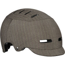 Lazer Cityzen Urban BMX Skate Hat Design Casque vélo tissu beige 59-61 Cm