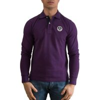 North Sails Polo tg.S Uomo Col. Viola | Occasione -45% |