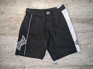 TAPOUT Workout MMA Men's Size XL Black Drawstring Board Shorts Gym Boxing