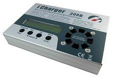 iCharger 208B 350W 8S 20A USB Port LiPo Balance Battery Charger Lilo LiFe DC US