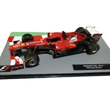 Ferrari F138 2013 Fernando Alonso F1 1:43 Ixo Diecast