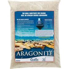 New listing CaribSea Aragonite Aquarium Sand, 10 lbs.